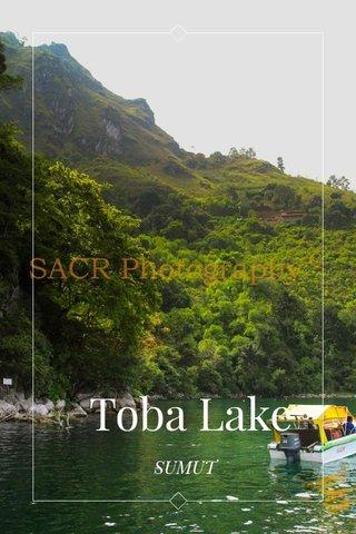 Toba Lake SUMUT