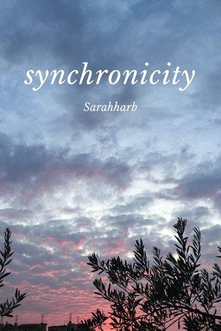 synchronicity Sarahharb