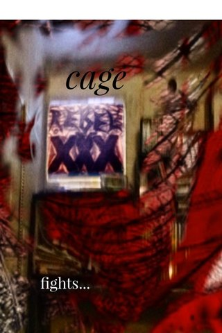 cage fights...