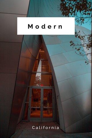 Modern California