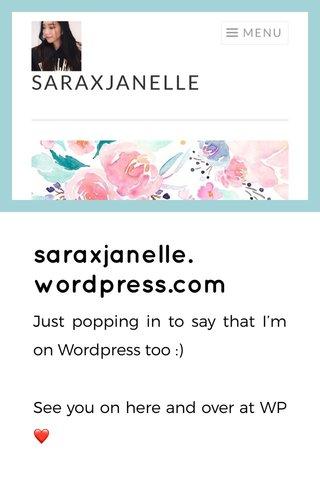 saraxjanelle. wordpress.com