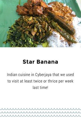Star Banana