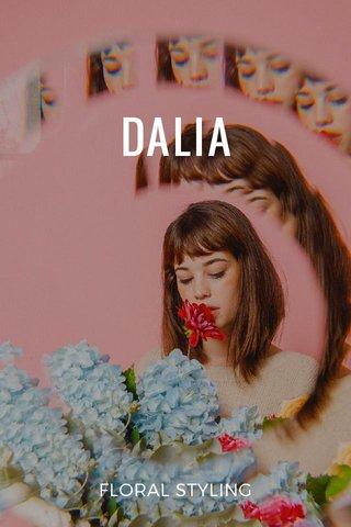 DÁLIA FLORAL STYLING