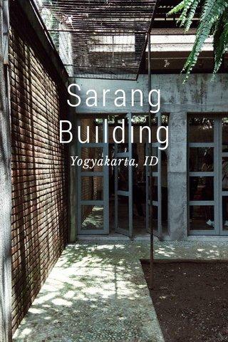 Sarang Building Yogyakarta, ID