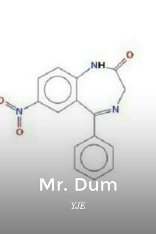 Mr. Dum YJE