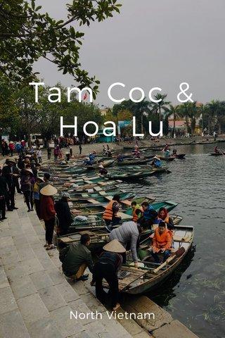 Tam Coc & Hoa Lu North Vietnam