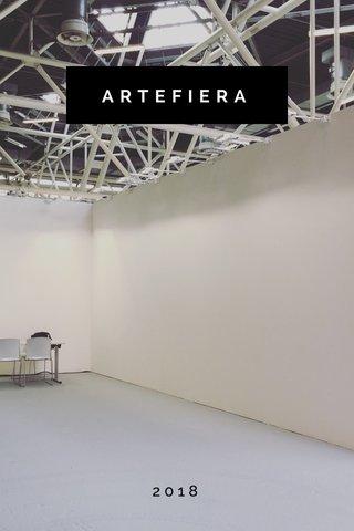 ARTEFIERA 2018