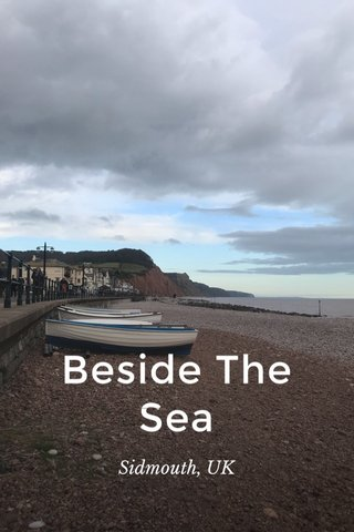 Beside The Sea Sidmouth, UK