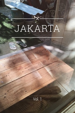 JAKARTA Vol. 1