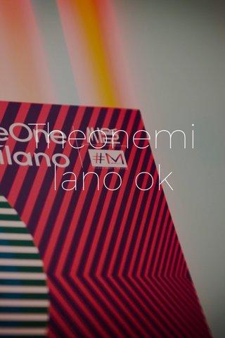 Theonemilano ok