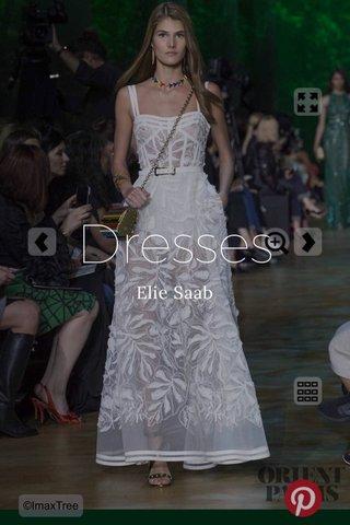 Dresses Elie Saab