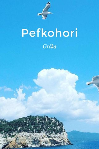 Pefkohori Grčka