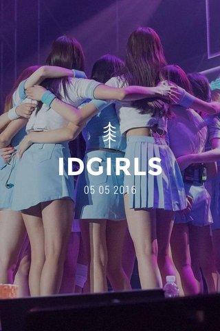 IDGIRLS 05 05 2016
