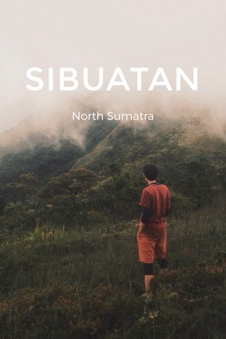 SIBUATAN North Sumatra