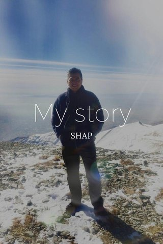 My story SHAP