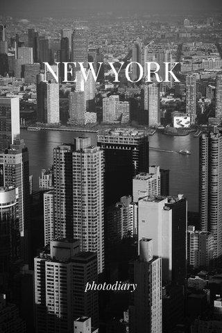 NEW YORK photodiary