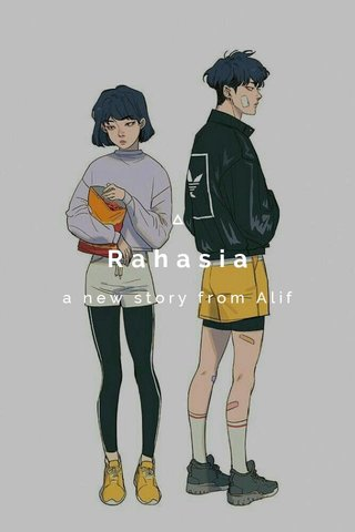 Rahasia a new story from Alif