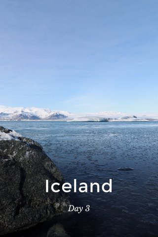 Iceland Day 3