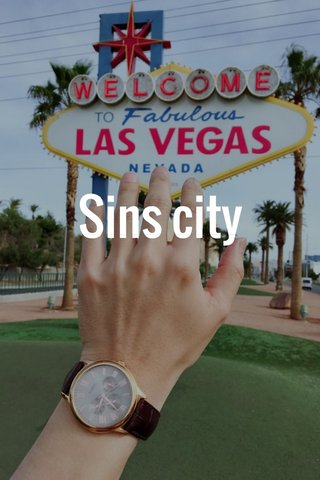 Sins city