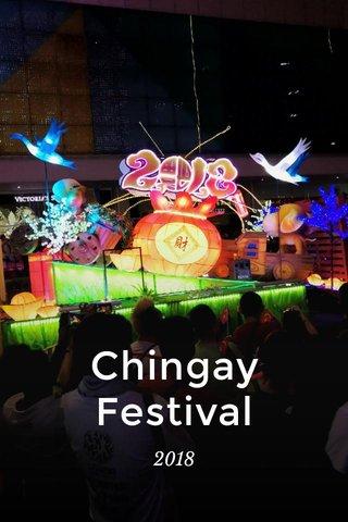 Chingay Festival 2018