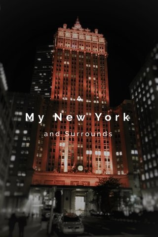 My New York and Surrounds