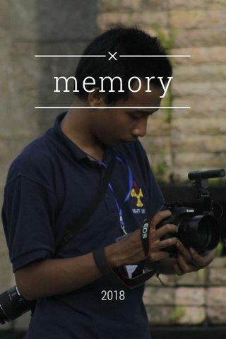memory 2018