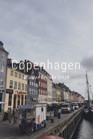 Copenhagen Winter breaks 2018
