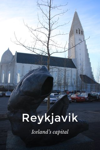 Reykjavik Iceland's capital