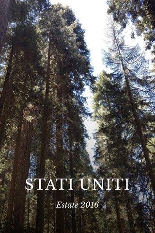 STATI UNITI Estate 2016