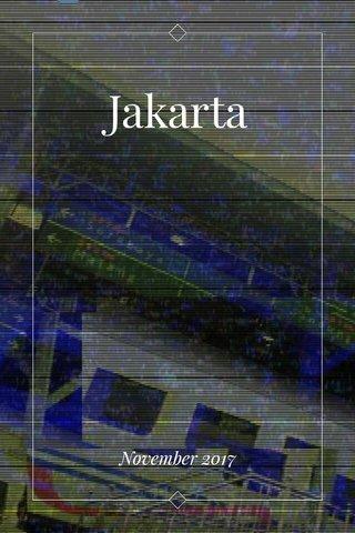 Jakarta November 2017