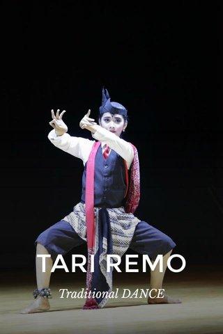 TARI REMO Traditional DANCE