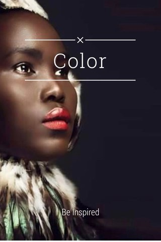Color Be Inspired