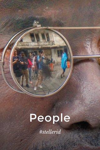 People #stellerid