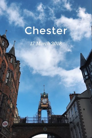 Chester 17 March 2018