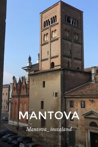 MANTOVA Mantova_instaland