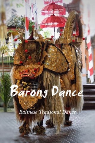 Balinese Tradional Dance