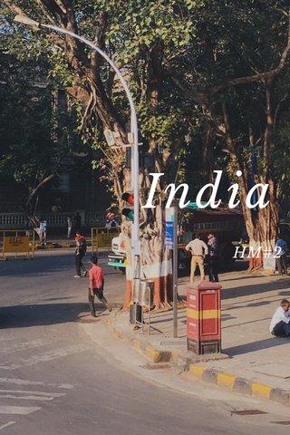 India HM#2