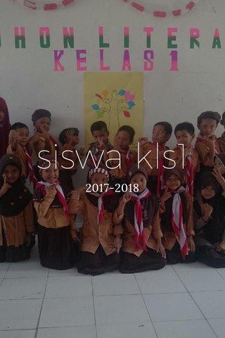 siswa kls1 2017-2018