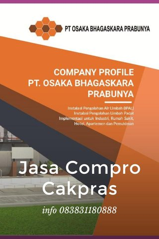 Jasa Compro Cakpras info 083831180888