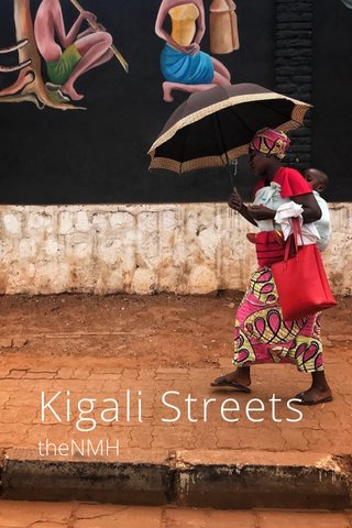 Kigali Streets theNMH