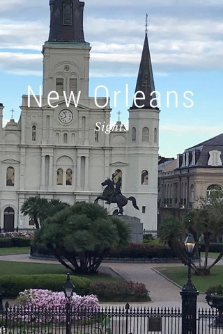 New Orleans Sights