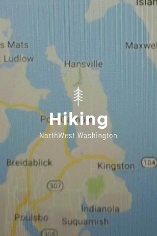 Hiking NorthWest Washington