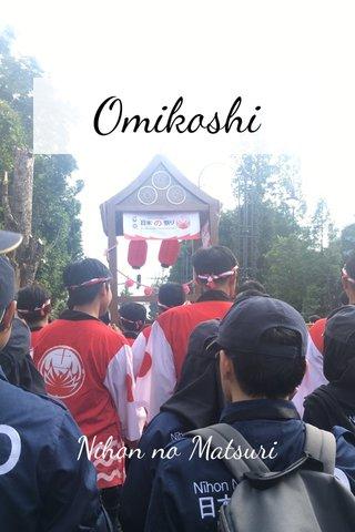 Omikoshi Nihon no Matsuri