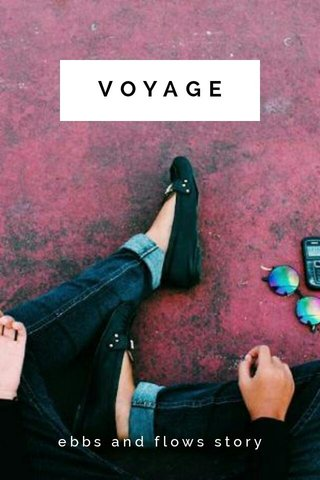 VOYAGE ebbs and flows story