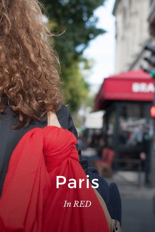 Paris In RED
