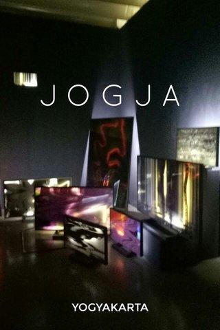 JOGJA YOGYAKARTA