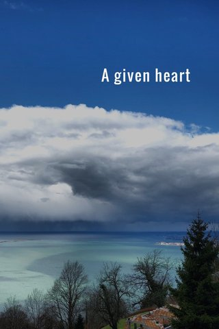 A given heart