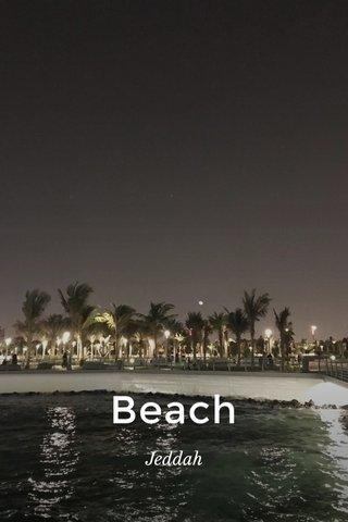 Beach Jeddah