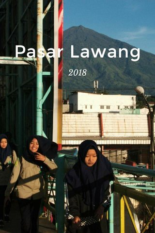 Pasar Lawang 2018