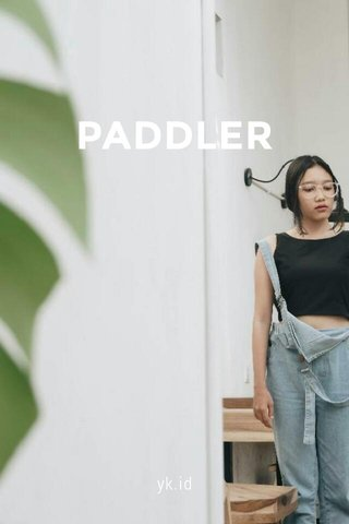 PADDLER yk.id